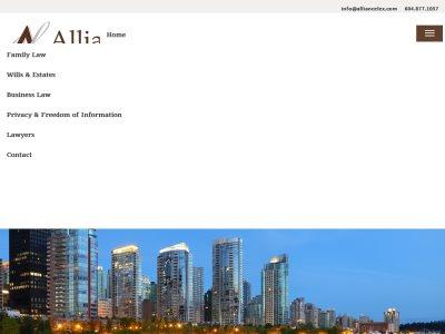 Alliance Lex Law Firm   CanadaLegal com